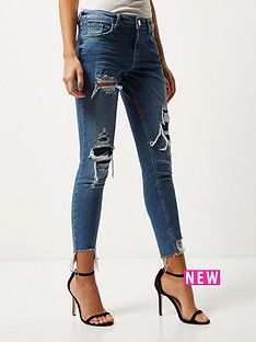 river-island-blue-ripped-alannah-jeans