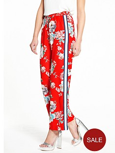 river-island-red-floral-trousers