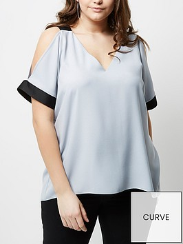 ri-plus-grey-cold-shoulder-top