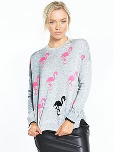 river-island-flamingo-jumper