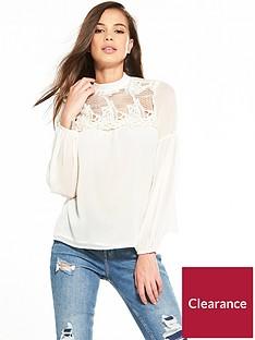 river-island-lace-bib-blouse