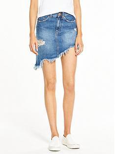 river-island-asymmetric-denim-skirt