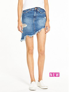 river-island-asymmetric-denim-skirt