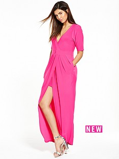 v-by-very-v-front-structured-ity-dress