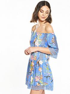 river-island-printed-cutwork-dress