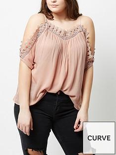 ri-plus-pink-crochet-cold-shoulder