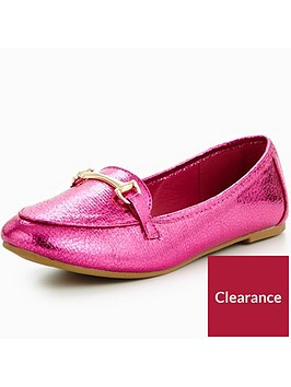 v-by-very-girls-lou-lou-trim-loafer-shoes-hot-pink