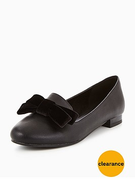 v-by-very-girls-fifi-bow-loafers