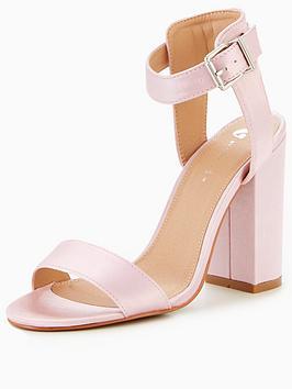 v-by-very-dream-satin-block-heeled-sandal-pink