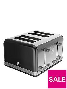 swan-4-slice-retro-toaster-black