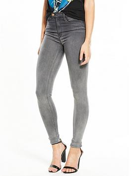 Replay Touch Super High Skinny Jean