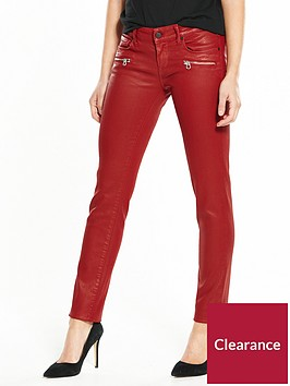 replay-brigadot-biker-jean-red-coated