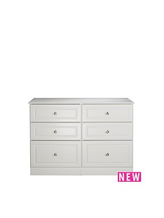 swift-columbia-ready-assembled-3-3-drawer-chest