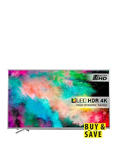 Hisense H65M7000, 65 inch, ULED HDR 4K Ultra HD, Freeview HD, Smart TV