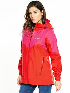 berghaus-ridgemaster-waterproof-jacket-redpink