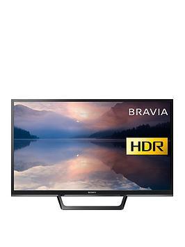 Sony Sony Bravia Kdl32Re403Bu 32 Inch, Hd Ready Hdr Tv - Black