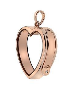 anais-anais-sterling-silver-rose-gold-plated-medium-heart-locket