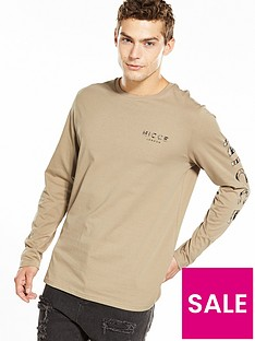 nicce-camo-arm-t-shirt