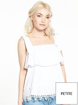 ri-petite-white-tie-strap-top
