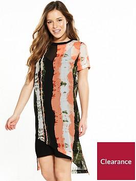 ri-petite-printed-t--shirt-dress