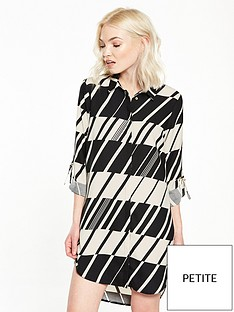 ri-petite-stripe-shirt-dress