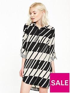 ri-petite-stripe-shirt-dress