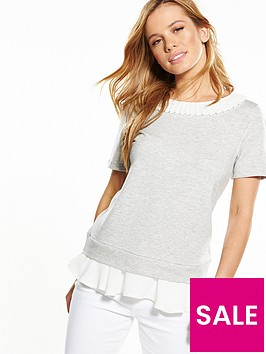 v-by-very-petite-woven-trim-sweat-top