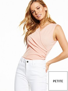 v-by-very-petite-wrap-ribbed-bodysuit-blush