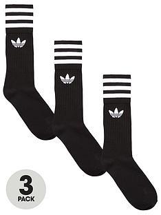 adidas-originals-adicolor-solid-crew-sock