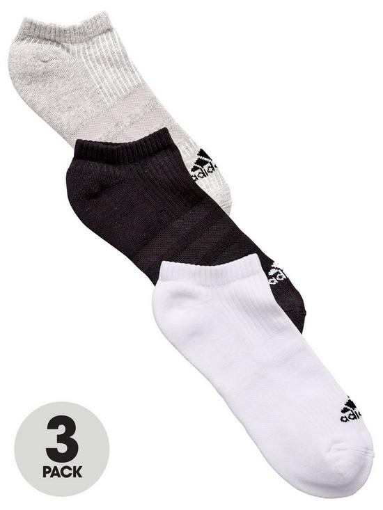 newest c5757 187fd adidas 3S Ankle Socks (3 Pack)