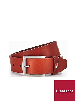 tommy-hilfiger-denton-belt-dark-tan