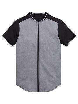 v-by-very-baseball-chambray-shirt