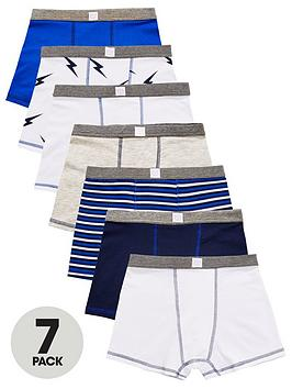 v-by-very-boys-stripe-and-lightening-trunks-7-pack