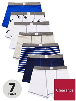 v-by-very-boys-stripe-and-lightening-trunks-7-pack