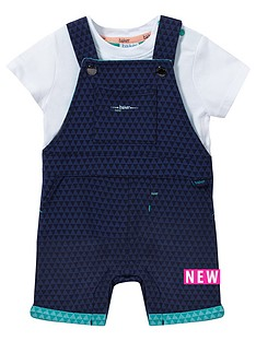 baker-by-ted-baker-baby-boys-printed-dungaree-amp-romper-suit-set