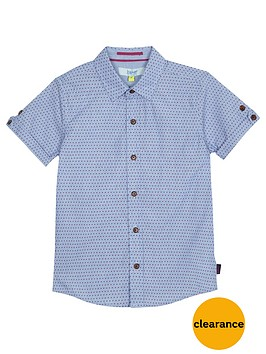 baker-by-ted-baker-boys039-blue-printed-shirt