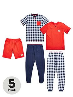 v-by-very-boys-wake-up-awesome-pyjamas-5-piece
