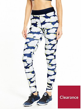 adidas-stellasport-cloud-print-tight-whitenbsp