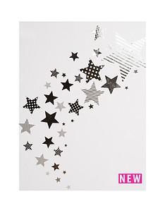 graham-brown-metallic-silver-star-stickers