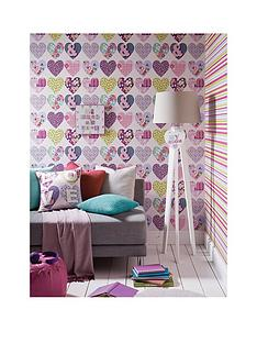 arthouse-patchwork-hearts-wallpaper