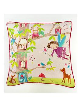 arthouse-woodland-fairies-cushion
