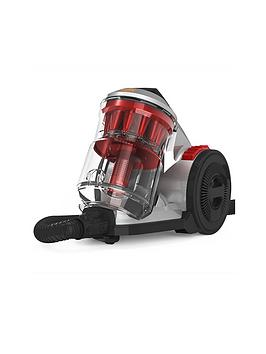 vax-ccqsasv1t1nbspair-stretch-total-home-cylinder-vacuum-cleaner-silver-and-red