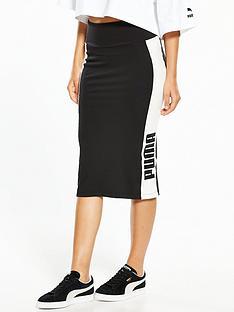 puma-archive-logo-pencil-skirt-blacknbsp