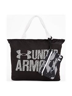 under-armour-big-wordmark-tote-black