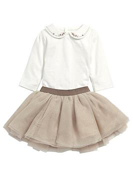 mamas-papas-2-piece-tutu-and-dobby-blouse-set