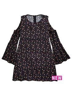v-by-very-ditsy-print-dress