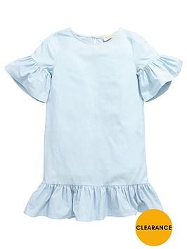 v-by-very-pretty-frill-blue-dress