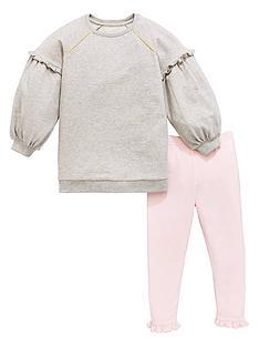 mini-v-by-very-girls-bell-sleeved-long-line-sweat-amp-legging