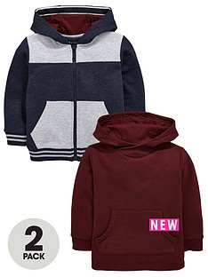 mini-v-by-very-toddler-boys-zip-front-and-overhead-hoodies-2-pack