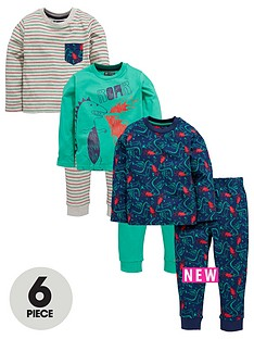 mini-v-by-very-toddler-boys-roar-dino-pyjama-set-6-piece